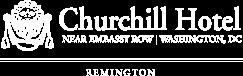 Churchill Hotel Near Embassy Row - 1914 Connecticut Ave NW, DC 20009