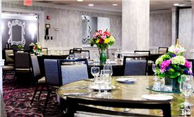 Dining Table Facility 2 At Churchill Hotel Near Embassy Row Washington