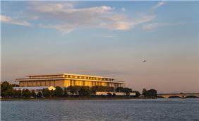 Kennedy Center At Washington