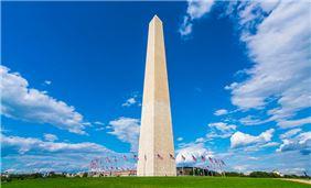 Monuments The Washington Monument At Washington