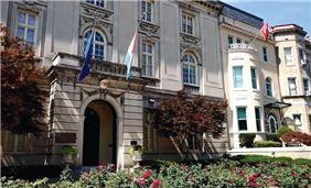 Travelers Insights At Churchill Hotel Near Embassy Row Washington