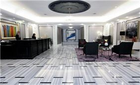Lobby Area 2 At Churchill Hotel Near Embassy Row Washington