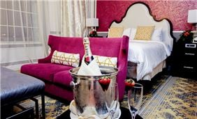 Diplomat Suite At Churchill Hotel Near Embassy Row Washington