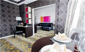 Room Amenity At Churchill Hotel Near Embassy Row Washington