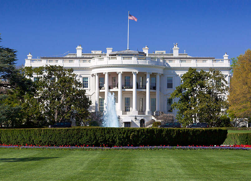 The Whitehouse Around Churchill Hotel, Washington
