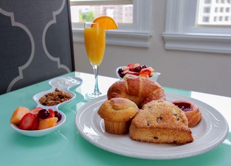 Bed Breakfast Package At Churchill Hotel Near Embassy Row, Washington