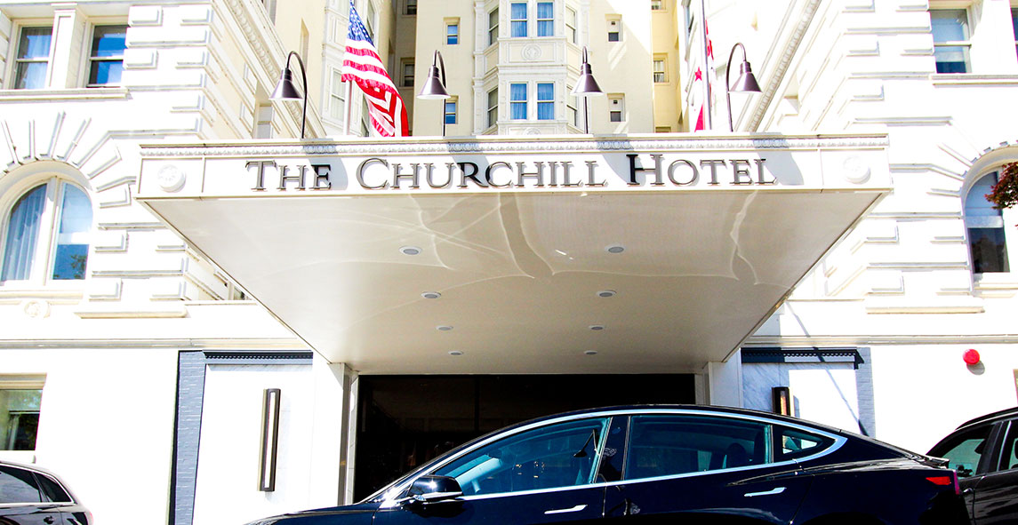 Contact Us Churchill Hotel Near Embassy Row, Washington
