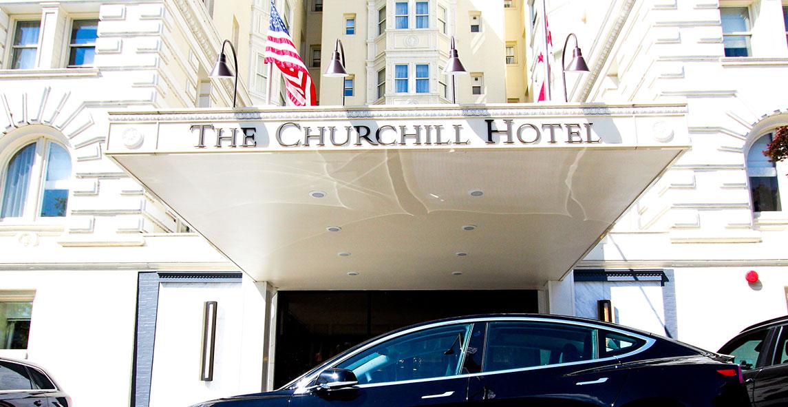 Contact Us Churchill Hotel Near Embassy Row, Washington