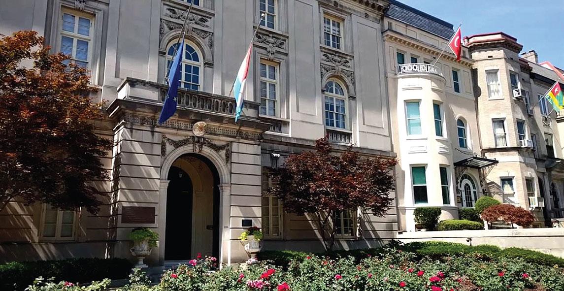 Embassyrow Churchill Hotel Near Embassy Row, Washington