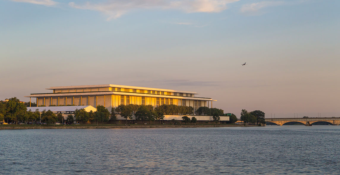 Kennedy Center At Washington