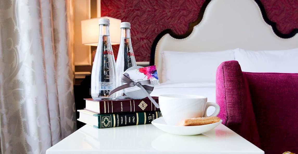 Stay At Churchill Hotel Near Embassy Row, Washington