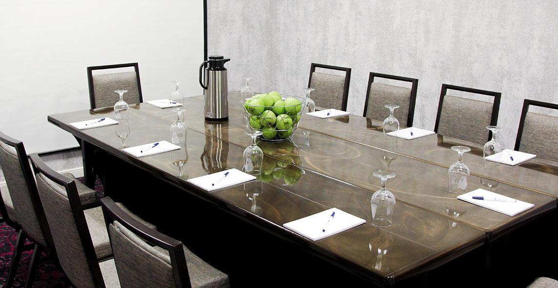 Meetings At Churchill Hotel Near Embassy Row, Washington