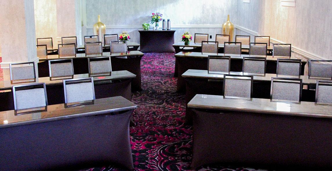 Meetings Groups at Churchill Hotel Near Embassy Row, Washington
