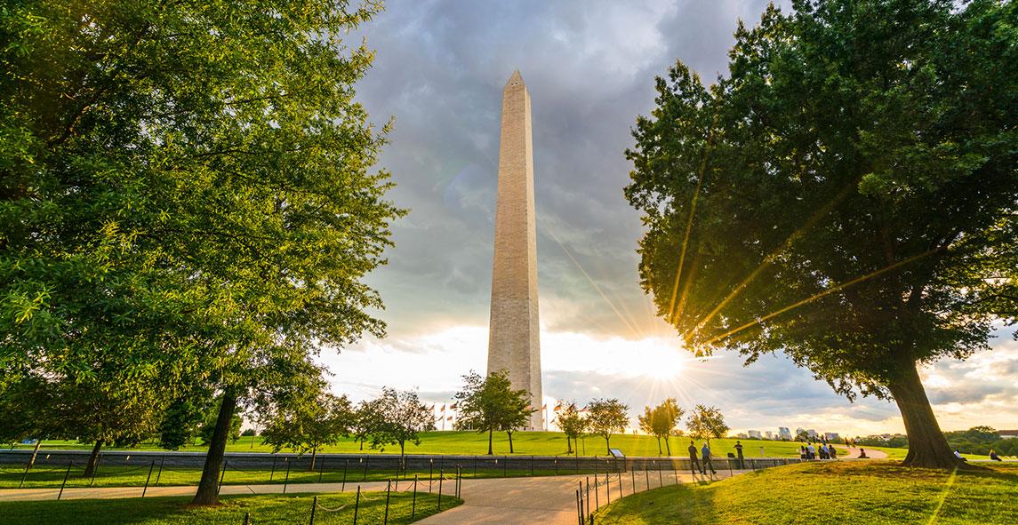 National Mall At Washington