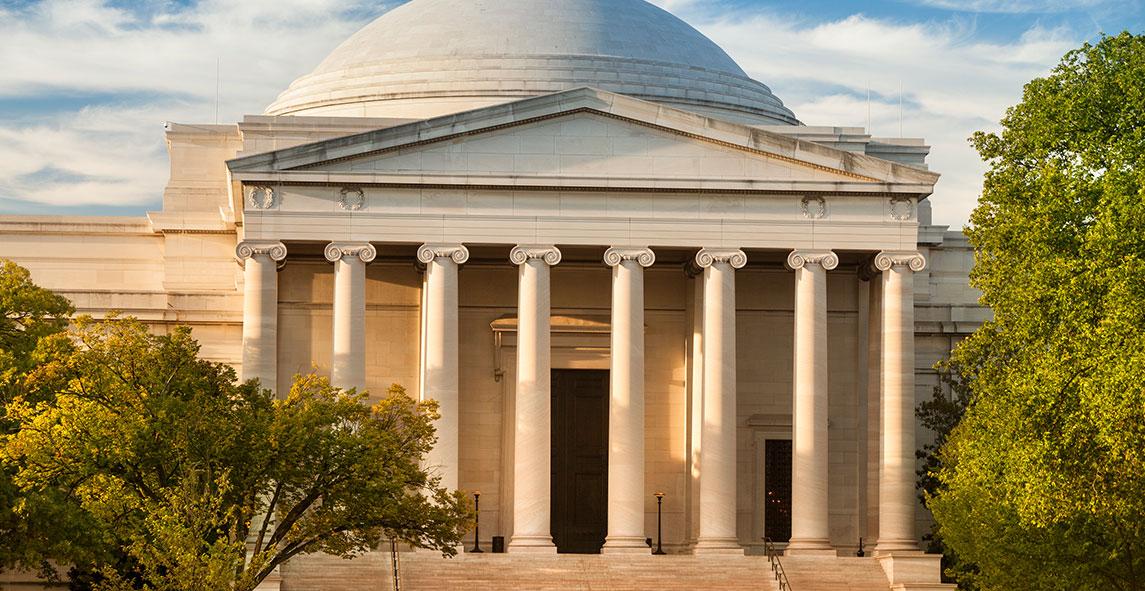 Smithsonian Museums At Washington