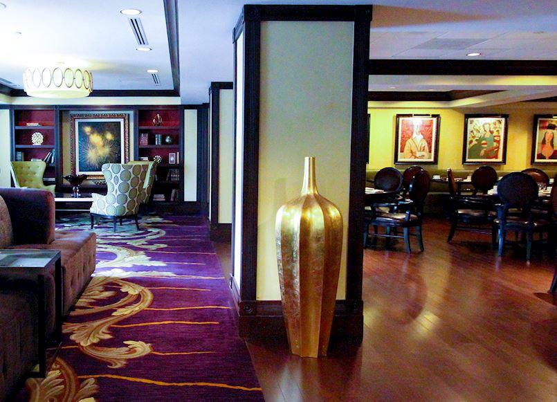 Private Dining At Churchill Hotel Near Embassy Row, Washington
